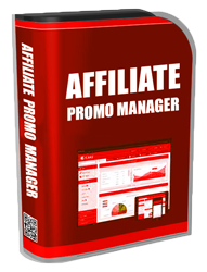 Affiliate Promo Manager