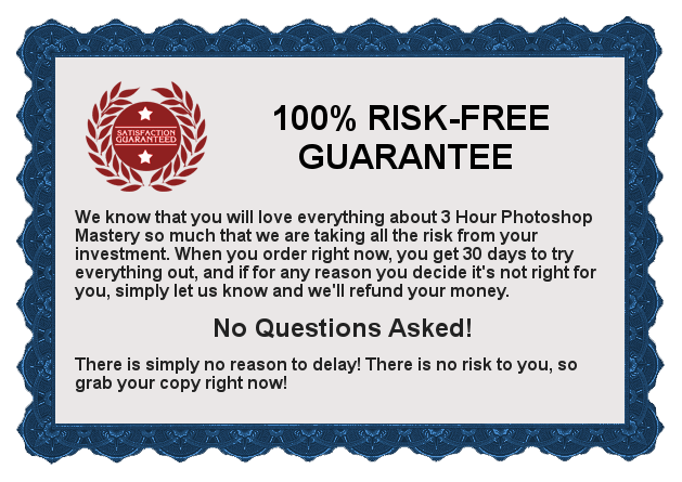 100% Risk-Free Guarantee