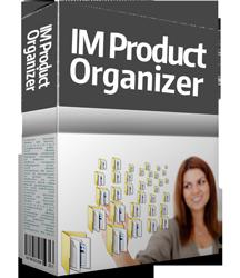 IM Product Organizer
