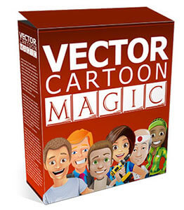 Vector Cartoon Magic